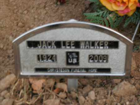 WALKER, JACK LEE - Boone County, Arkansas | JACK LEE WALKER - Arkansas Gravestone Photos