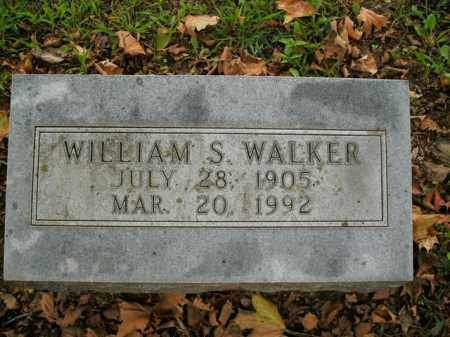 WALKER, WILLIAM SPURLOCK - Boone County, Arkansas | WILLIAM SPURLOCK WALKER - Arkansas Gravestone Photos