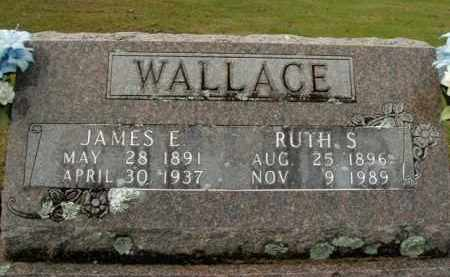 WALLACE, JAMES EARNEST - Boone County, Arkansas | JAMES EARNEST WALLACE - Arkansas Gravestone Photos