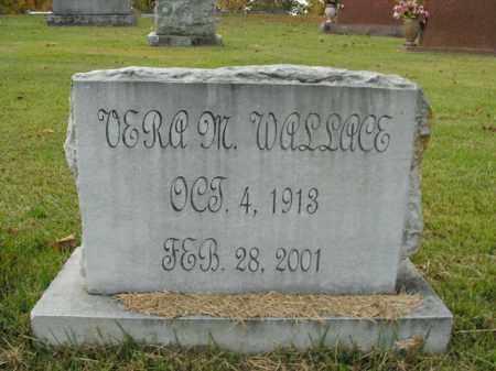 WALLACE, VERA M. - Boone County, Arkansas | VERA M. WALLACE - Arkansas Gravestone Photos
