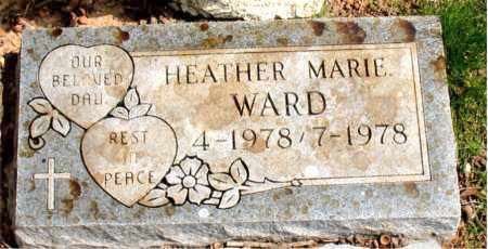 WARD, HEATHER MARIE - Boone County, Arkansas | HEATHER MARIE WARD - Arkansas Gravestone Photos