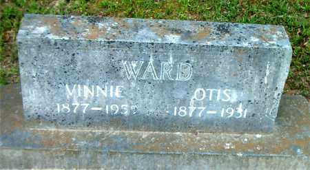 WARD, MINNIE - Boone County, Arkansas | MINNIE WARD - Arkansas Gravestone Photos