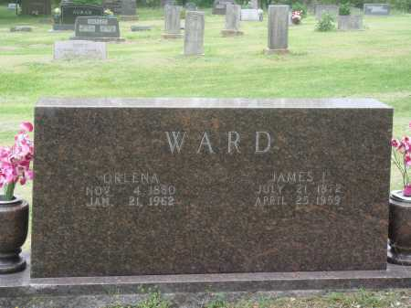 WARD, JAMES L. - Boone County, Arkansas | JAMES L. WARD - Arkansas Gravestone Photos