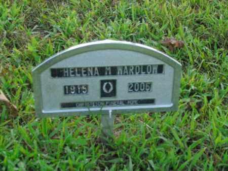 WARDLOW, HELENA M. - Boone County, Arkansas | HELENA M. WARDLOW - Arkansas Gravestone Photos