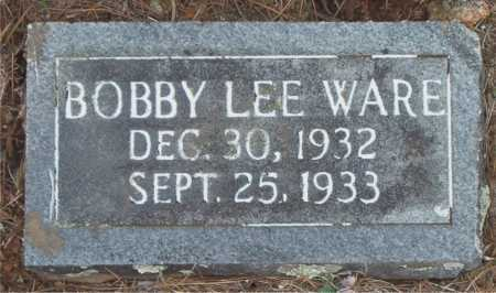 WARE, BOBBY LEE - Boone County, Arkansas | BOBBY LEE WARE - Arkansas Gravestone Photos