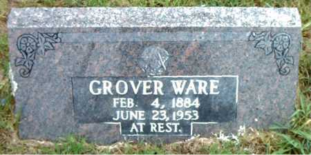 WARE, GROVER - Boone County, Arkansas | GROVER WARE - Arkansas Gravestone Photos