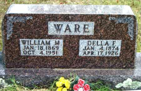 WARE, WILLIAM M - Boone County, Arkansas | WILLIAM M WARE - Arkansas Gravestone Photos