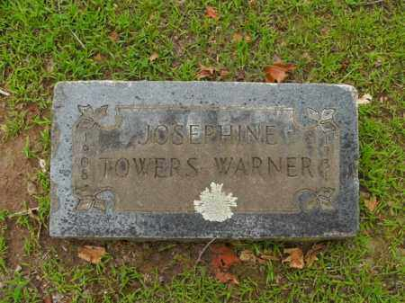 WARNER, JOSEPHINE - Boone County, Arkansas | JOSEPHINE WARNER - Arkansas Gravestone Photos