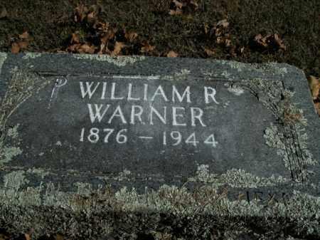 WARNER, WILLIAM R. - Boone County, Arkansas | WILLIAM R. WARNER - Arkansas Gravestone Photos