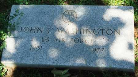 WASHINGTON (VETERAN), JOHN C - Boone County, Arkansas | JOHN C WASHINGTON (VETERAN) - Arkansas Gravestone Photos