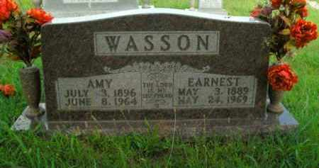 WASSON, AMY JANE - Boone County, Arkansas | AMY JANE WASSON - Arkansas Gravestone Photos