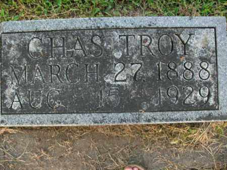 WATKINS, CHAS. TROY - Boone County, Arkansas | CHAS. TROY WATKINS - Arkansas Gravestone Photos
