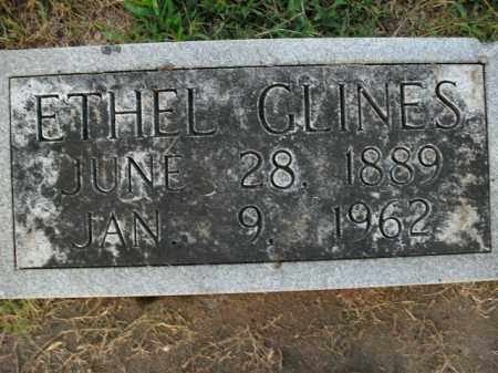 WATKINS, ETHEL CLINES - Boone County, Arkansas | ETHEL CLINES WATKINS - Arkansas Gravestone Photos
