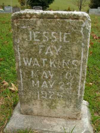 WATKINS, JESSIE FAY - Boone County, Arkansas | JESSIE FAY WATKINS - Arkansas Gravestone Photos