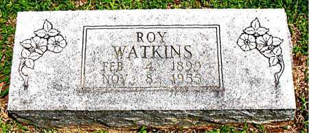 WATKINS, ROY - Boone County, Arkansas | ROY WATKINS - Arkansas Gravestone Photos