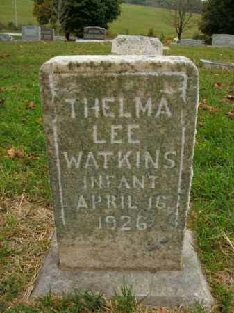 WATKINS, THELMA LEE - Boone County, Arkansas | THELMA LEE WATKINS - Arkansas Gravestone Photos