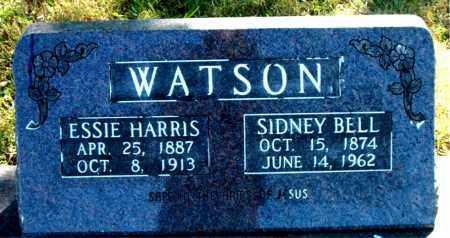 WATSON, SIDNEY BELL - Boone County, Arkansas | SIDNEY BELL WATSON - Arkansas Gravestone Photos