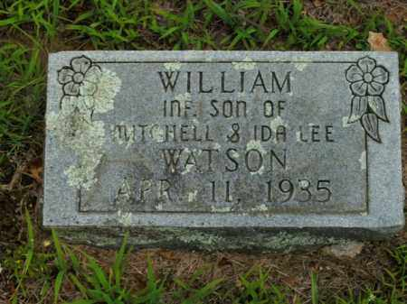 WATSON, WILLIAM - Boone County, Arkansas | WILLIAM WATSON - Arkansas Gravestone Photos