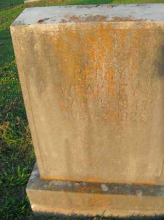 WEAKLEY, PERRY - Boone County, Arkansas | PERRY WEAKLEY - Arkansas Gravestone Photos