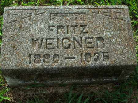 WEIGNER, FRITZ - Boone County, Arkansas | FRITZ WEIGNER - Arkansas Gravestone Photos