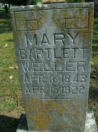 WELLERE, MARY BARTLETT - Boone County, Arkansas | MARY BARTLETT WELLERE - Arkansas Gravestone Photos