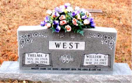 WEST, WILLIAM C. - Boone County, Arkansas | WILLIAM C. WEST - Arkansas Gravestone Photos