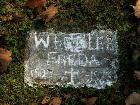 WHEELER, FREDA - Boone County, Arkansas | FREDA WHEELER - Arkansas Gravestone Photos