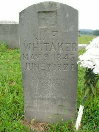 WHITAKER, JASON FRANK - Boone County, Arkansas | JASON FRANK WHITAKER - Arkansas Gravestone Photos