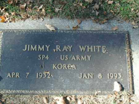 WHITE  (VETERAN KOR), JIMMY RAY - Boone County, Arkansas | JIMMY RAY WHITE  (VETERAN KOR) - Arkansas Gravestone Photos