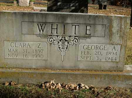 WHITE, GEORGE A. - Boone County, Arkansas | GEORGE A. WHITE - Arkansas Gravestone Photos