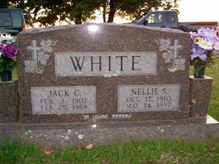 WHITE, NELLIE S. - Boone County, Arkansas | NELLIE S. WHITE - Arkansas Gravestone Photos