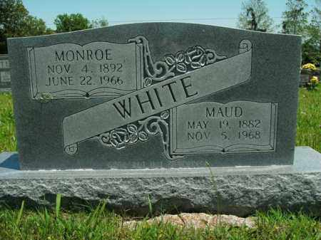 WHITE, MONROE - Boone County, Arkansas | MONROE WHITE - Arkansas Gravestone Photos