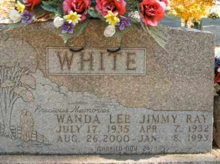 WHITE, WANDA LEE - Boone County, Arkansas | WANDA LEE WHITE - Arkansas Gravestone Photos