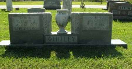 WHITLEY, EVERETT J. - Boone County, Arkansas | EVERETT J. WHITLEY - Arkansas Gravestone Photos