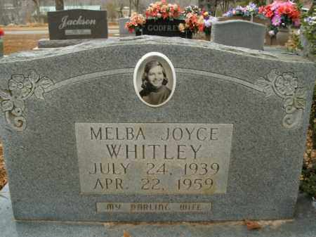 WHITLEY, MELBA JOYCE - Boone County, Arkansas | MELBA JOYCE WHITLEY - Arkansas Gravestone Photos