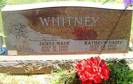 WHITNEY, KATHRYN DAISY - Boone County, Arkansas | KATHRYN DAISY WHITNEY - Arkansas Gravestone Photos
