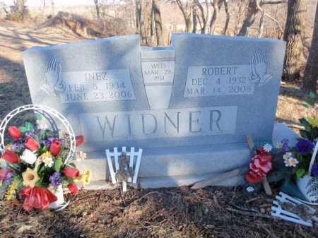 WIDNER, INEZ - Boone County, Arkansas | INEZ WIDNER - Arkansas Gravestone Photos