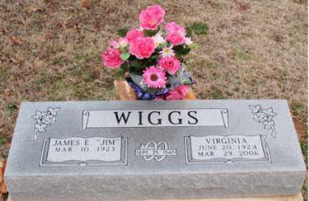 WIGGS, VIRGINIA - Boone County, Arkansas | VIRGINIA WIGGS - Arkansas Gravestone Photos