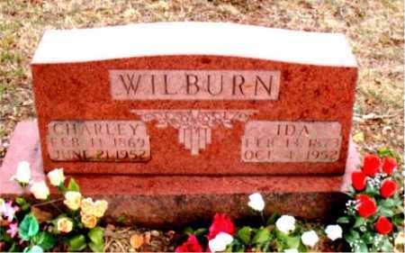 WILBURN, IDA - Boone County, Arkansas | IDA WILBURN - Arkansas Gravestone Photos