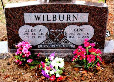 WILBURN, GENE - Boone County, Arkansas | GENE WILBURN - Arkansas Gravestone Photos