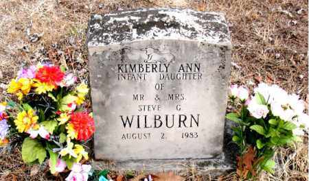WILBURN, KIMBERLY ANN - Boone County, Arkansas | KIMBERLY ANN WILBURN - Arkansas Gravestone Photos