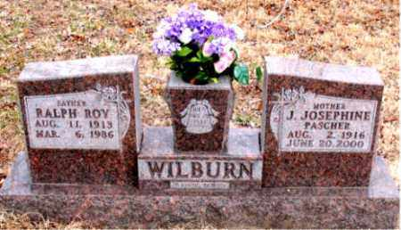 WILBURN, J. JOSEPHINE - Boone County, Arkansas | J. JOSEPHINE WILBURN - Arkansas Gravestone Photos