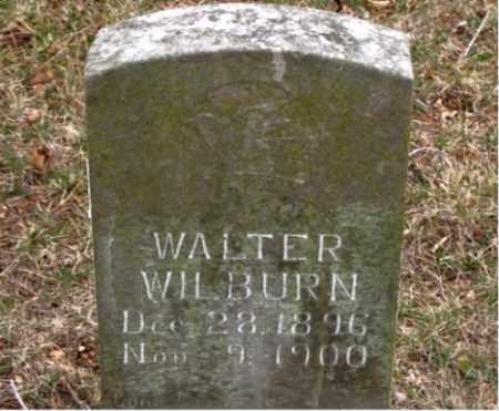 WILBURN, WALTER - Boone County, Arkansas | WALTER WILBURN - Arkansas Gravestone Photos