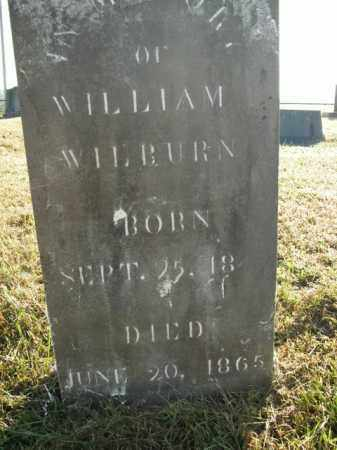 WILBURN, WILLIAM - Boone County, Arkansas | WILLIAM WILBURN - Arkansas Gravestone Photos