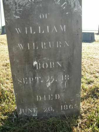 WILBURN, WILLIAM - Boone County, Arkansas | WILLIAM WILBURN - Arkansas Gravestone Photos