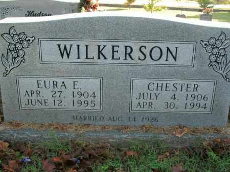 WILKERSON, CHESTER - Boone County, Arkansas | CHESTER WILKERSON - Arkansas Gravestone Photos