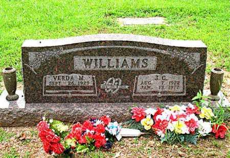 WILLIAM, J. C . - Boone County, Arkansas | J. C . WILLIAM - Arkansas Gravestone Photos