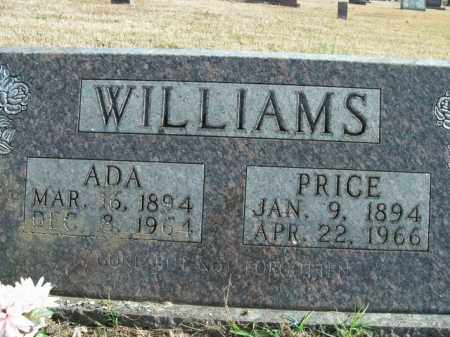 WILLIAMS, PRICE - Boone County, Arkansas | PRICE WILLIAMS - Arkansas Gravestone Photos
