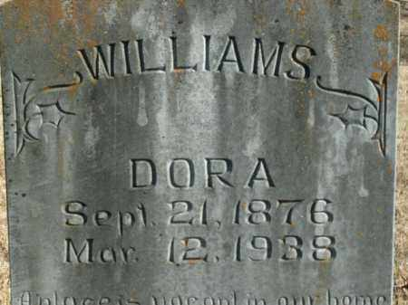 WILLIAMS, DORA BELL - Boone County, Arkansas | DORA BELL WILLIAMS - Arkansas Gravestone Photos