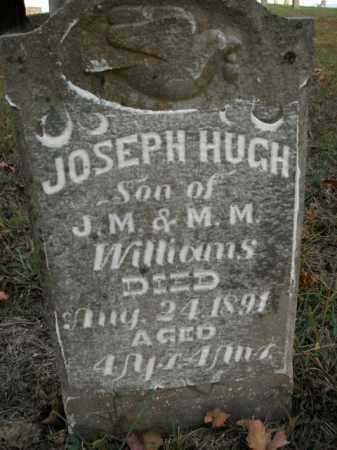 WILLIAMS, JOSEPH HUGH - Boone County, Arkansas | JOSEPH HUGH WILLIAMS - Arkansas Gravestone Photos